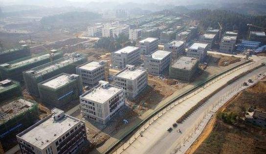 贵州新蒲经开区商业配套区建设项目一标段施工