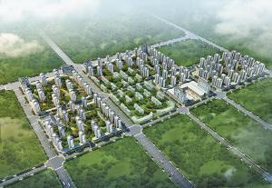 商丘古城棚区改造安置房建设项目