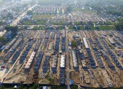 河南省黄河滩区居民迁建第二批试点(封丘县李庄镇)项目第1标段